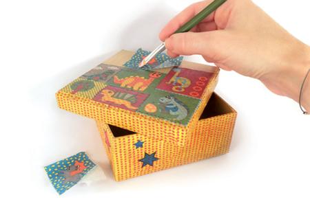 Grand choix de boîtes en carton papier mâché - Boîtes – 10doigts.fr