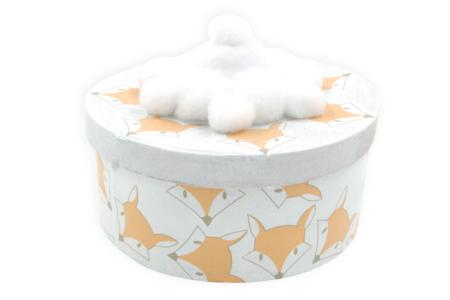Pompons blancs - Set de 72 - Pompons – 10doigts.fr