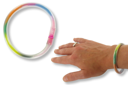 Tubes bracelet à sable ou à perles - Activités enfantines – 10doigts.fr