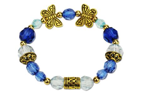 Perles à facettes 6 camaïeux - 900 perles - Perles acrylique – 10doigts.fr