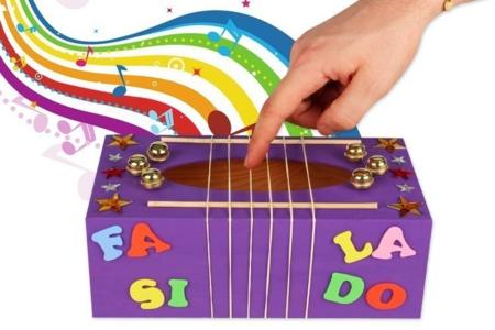 Boîte à musique - Activités enfantines – 10doigts.fr