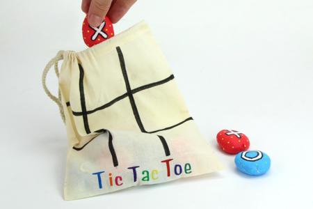 TIC TAC TOE - Jeu de voyage - Activités enfantines – 10doigts.fr