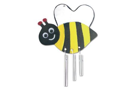 Carillon abeille à monter - Carillons et Mobiles – 10doigts.fr