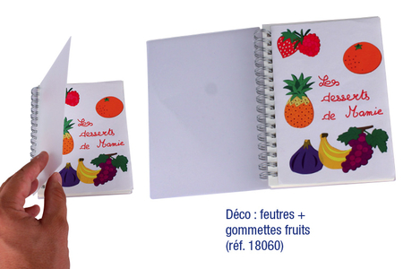 Carnet de notes ou de dessins - Albums photos, carnets – 10doigts.fr