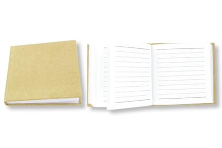 Carnet en carton déco tissu adhésif - Albums, carnets – 10doigts.fr