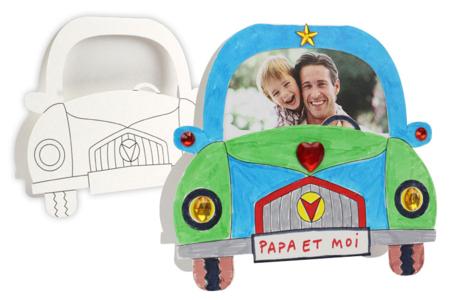 Cartes voitures - 12 pièces - Cartes et poèmes de fêtes – 10doigts.fr