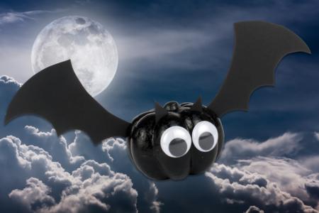 Chauve-souris - Halloween – 10doigts.fr