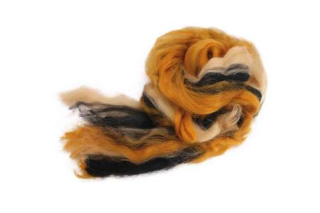Cheveux créatifs couleur savane - Décorations à coller – 10doigts.fr