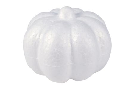 Citrouilles en polystyrène - Halloween – 10doigts.fr
