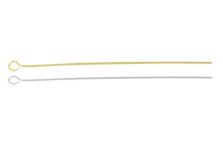 Clous à tête ronde pour bijoux - Lot de 50 - Clous pour bijoux – 10doigts.fr