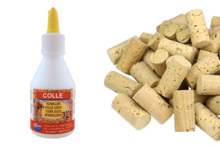 Colle liège  100 ml - Colles spécifiques – 10doigts.fr