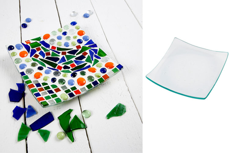Coupelles en mosaïques - Déco de la maison – 10doigts.fr