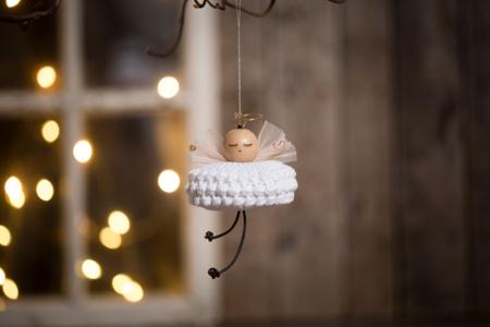 Crochet en métal - Laine – 10doigts.fr