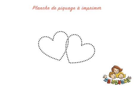 Piquage sur feutrine - Feutrine – 10doigts.fr