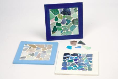 Dessous de plat en mosaïques - Déco de la maison – 10doigts.fr