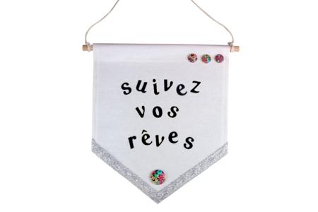 Transfert textile alphabet noir - 103 lettres - Transferts et Thermocollants – 10doigts.fr