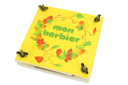 Presse à fleurs et feuilles - Kits activités Nature – 10doigts.fr