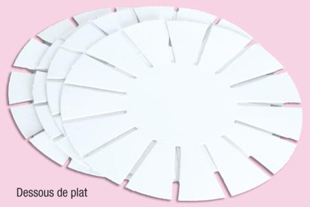 Formes en carton prédécoupé à habiller de raphia - Activités enfantines – 10doigts.fr