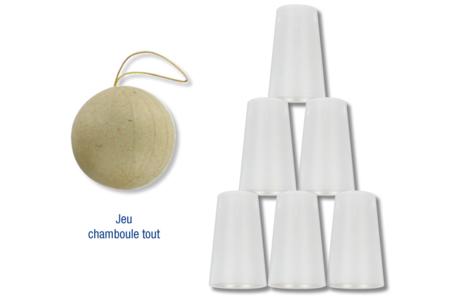 Gobelet en plastique incassable - 11 cm - Opaque – 10doigts.fr