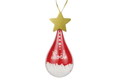 Neige de Noël en micro-billes polystyrène - Sachet de 9 gr - Rembourrage, molletonnage – 10doigts.fr