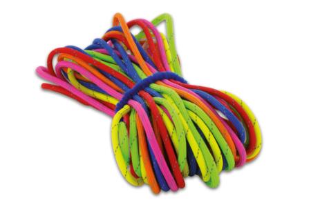 """Jeu de ficelle - 6 cordes couleurs """"SHINY"""" - Jeu de ficelle – 10doigts.fr"""