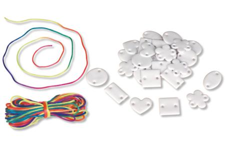 Bracelets gourmettes - Kit pour 30 bracelets - Kit bijoux prêt à l'emploi – 10doigts.fr