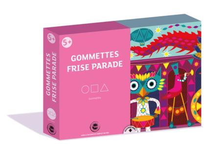 Coffret Carnaval - Activités gommettes - Mardi gras, carnaval – 10doigts.fr