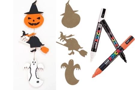 Kit Posca Halloween - Halloween – 10doigts.fr