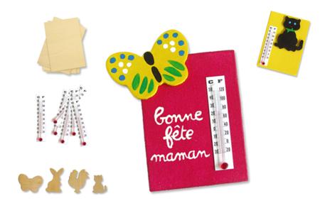 Kit Météo - pour 12 réalisations - Kits Supports et décorations – 10doigts.fr