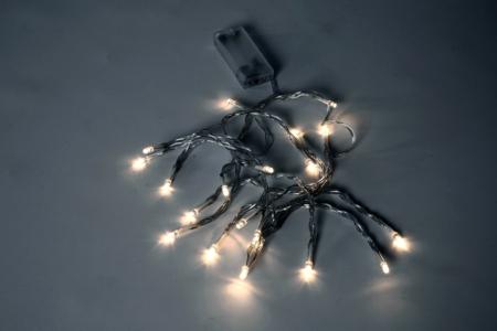 Guirlande lumineuse - 20 LED - Guirlandes – 10doigts.fr