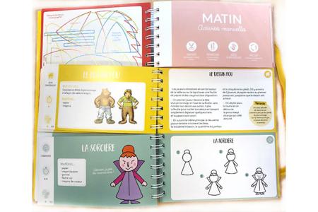 Livre : Méli-Mélo d'activités créatives - Livres Activités - Bricolages – 10doigts.fr