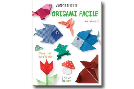 Livre : Origami facile - Livres Origami – 10doigts.fr