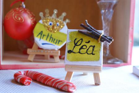 Mini chevalet avec sa toile - Toiles classiques – 10doigts.fr