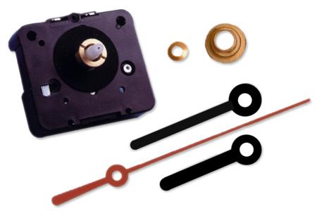 Mécanisme d'horloge à quartz - Outillage – 10doigts.fr