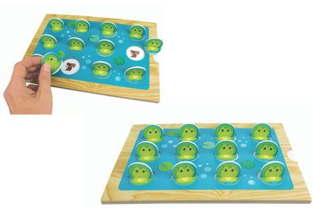 Coffret Jeu Memory et gommettes - Coffret Jeux à créer – 10doigts.fr