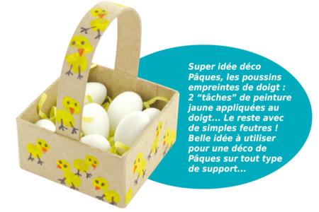 Mini paniers en carton - Set de 6 - Pots, vases, paniers, sacs – 10doigts.fr
