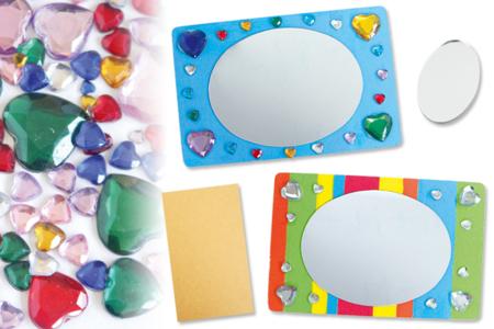 Miroirs précieux - Fête des Mères – 10doigts.fr