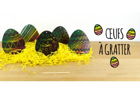 Box Créative Créabul - Avril 2019 (Pâques) - Box créatives – 10doigts.fr