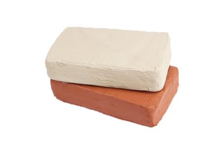Argile 100% naturelle - Pains de 12,5 kg - Argile – 10doigts.fr