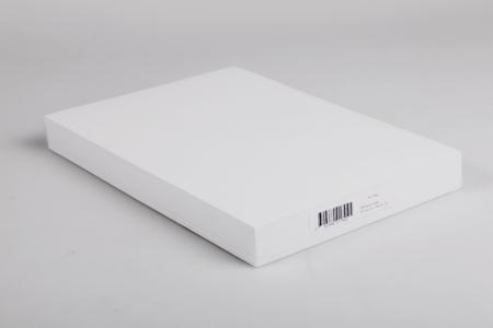 Papier dessin blanc - Format A3 ( 29.7 x 42 cm ) - Support blanc – 10doigts.fr