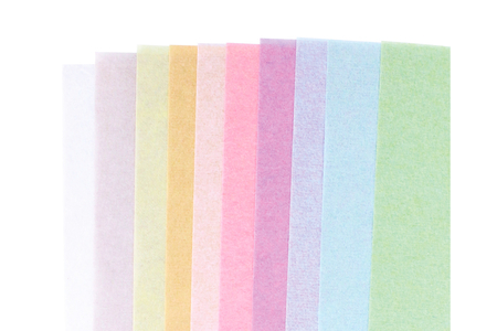 Papiers de soie Pastel - Set de 10 - Papier de soie – 10doigts.fr