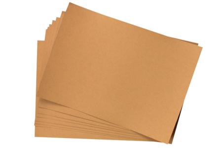 Papier Kraft, en feuilles ou en rouleau :  naturel, blanc, or ou argent - Papier kraft – 10doigts.fr
