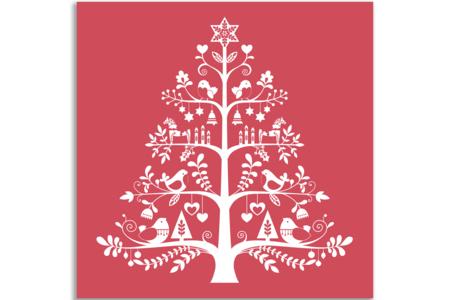 Bloc papiers de scrap Noël - 60 feuilles - Papiers à motifs – 10doigts.fr