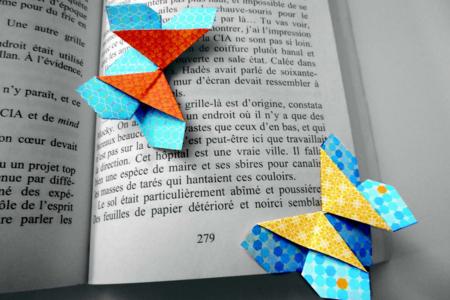 Livre Origami faciles pour enfants - Papiers Origami – 10doigts.fr