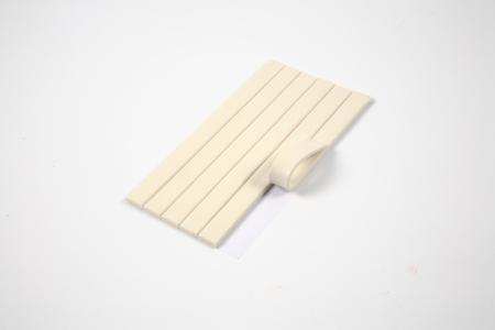 Pâte adhésive blanche - Planche de 100gr - Colles diverses – 10doigts.fr