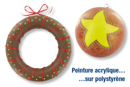 Peinture acrylique extra qualité - 80 ml - Acryliques scolaire – 10doigts.fr