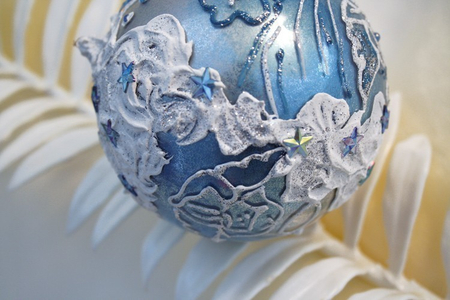 Pâte relief 3D effet neige - 150 ml - Peinture gonflante – 10doigts.fr