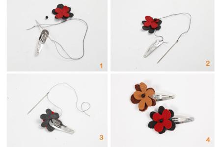 Pinces à cheveux metal - Lot de 10 - Bijoux de cheveux – 10doigts.fr