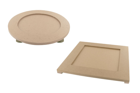 Dessous de plat pour Mosaïques - Plateaux en bois – 10doigts.fr