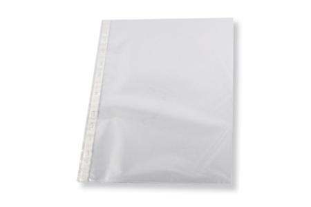 Pochettes doubles en plastique transparent -100 pochettes - Plastification, films, feuilles PVC – 10doigts.fr